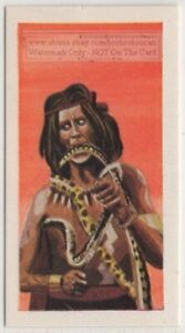 what did the hopi tribe trade