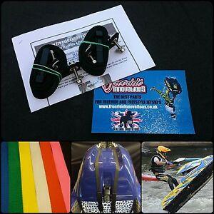 FRI Jetski Hood Saver Strap Kit,Yamaha Superjet,Kawas<wbr/>aki SXR,Rickter,Kr<wbr/>ash Ind..