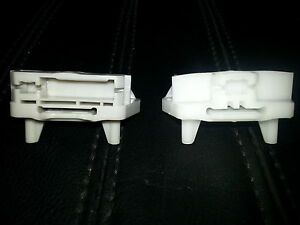 Jaguar s type x type window regulator repair clips left for 2001 jaguar s type window regulator