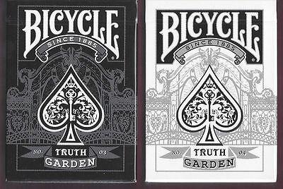 3 mazzi Carte Bicycle Expert Back