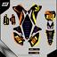 Grafiche-personalizzate-YAMAHA-YZ-400-F-CROSS-RiMotoShop-Ultra-grip miniatura 8