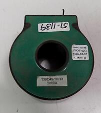 GE 200A TRANSFORMER COIL 139C4970G13 / 1046-X0-01