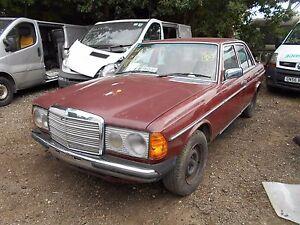 Mercedes W123 200d 220d 240d 250 280e 300d Breaking Spares