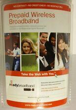 Ready Broadband Prepaid Wireless Broadband USB Wifi Internet Sprint NO CONTRACT