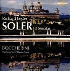 Antonio Soler: 13 Sonatas; Luigi Boccherini: Fandango (CD, May-2013, Nimbus)