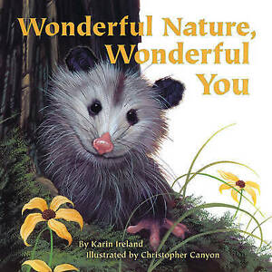 Wonderful-Nature-Wonderful-You-by-Karin-Ireland-NEW-Book-FREE-amp-FAST-Delivery