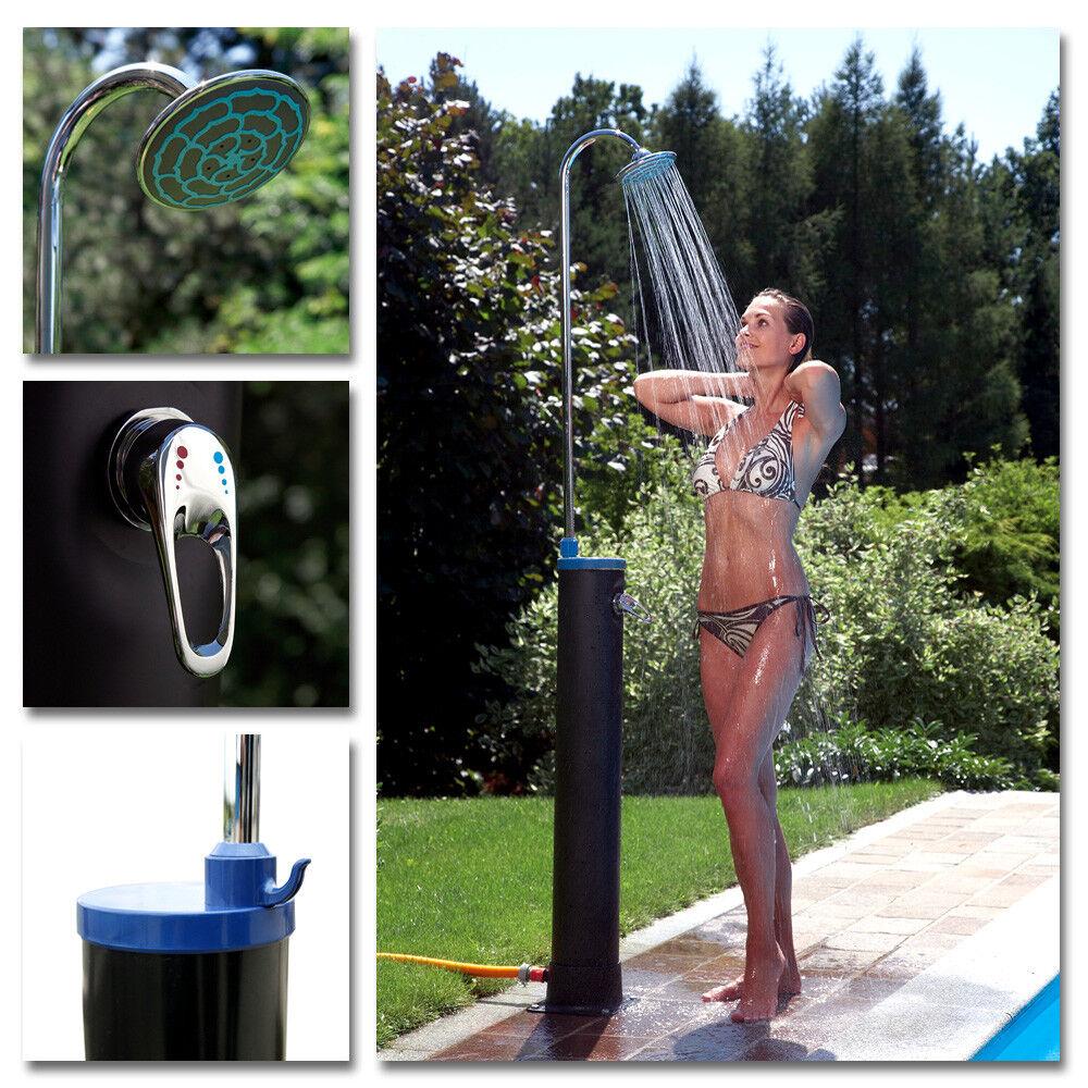 Speedshower ducha solar ducha solar  de jardín piscina ducha ducha de Cámping  n ° 1 en línea