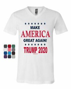 Make-America-Great-Again-Trump-2020-V-Neck-T-Shirt-Keep-America-Great-Tee