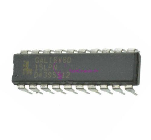 1PCS NEW GAL16V8D-15LPN GAL16V8D DIP-20 IC