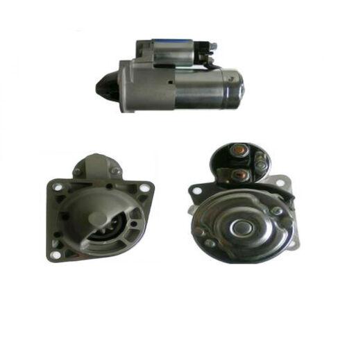 Fits OPEL Zafira B 1.9 CDTI Starter Motor 2005-On 15530UK