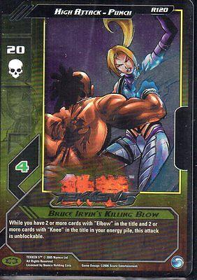 Ganryu/'s Tsuri Dashi #129 Epic Battles TCG Tekken