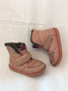 25 camper rosa da donna Taglia pelle in Stivali pxT1Z0gq