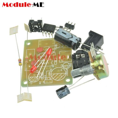 LM386 Super MINI Amplifier Board 3V-12V DIY Kit