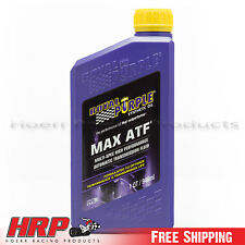Royal Purple 01320 Max ATF Transmission Fluid 6 Quart Case Free Shipping