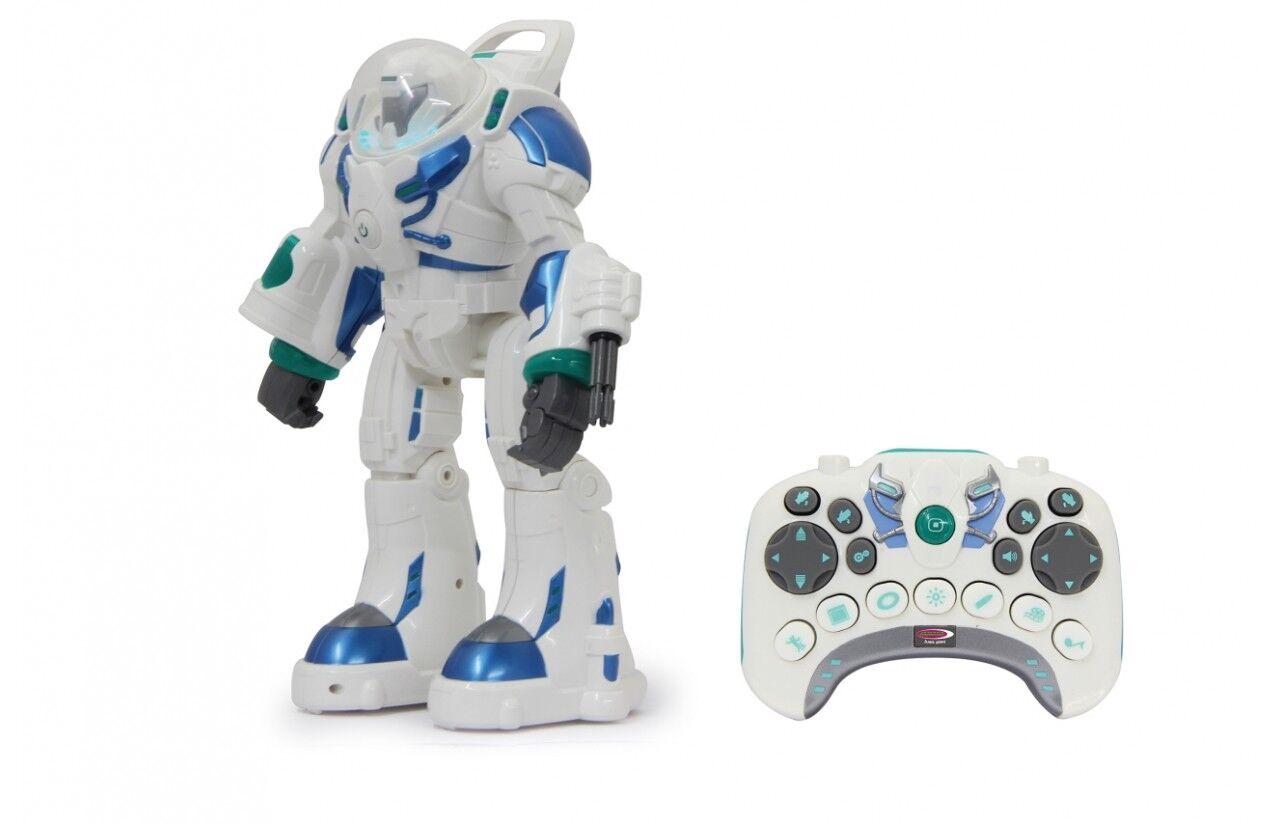 Jamara 410042 Robot Spaceman weiß Infrarot Roboter