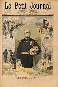 GENERAL-JAMONT-ARTILLERIE-CRIMEE-METZ-TONKIN-1897-ILLUSTRATION