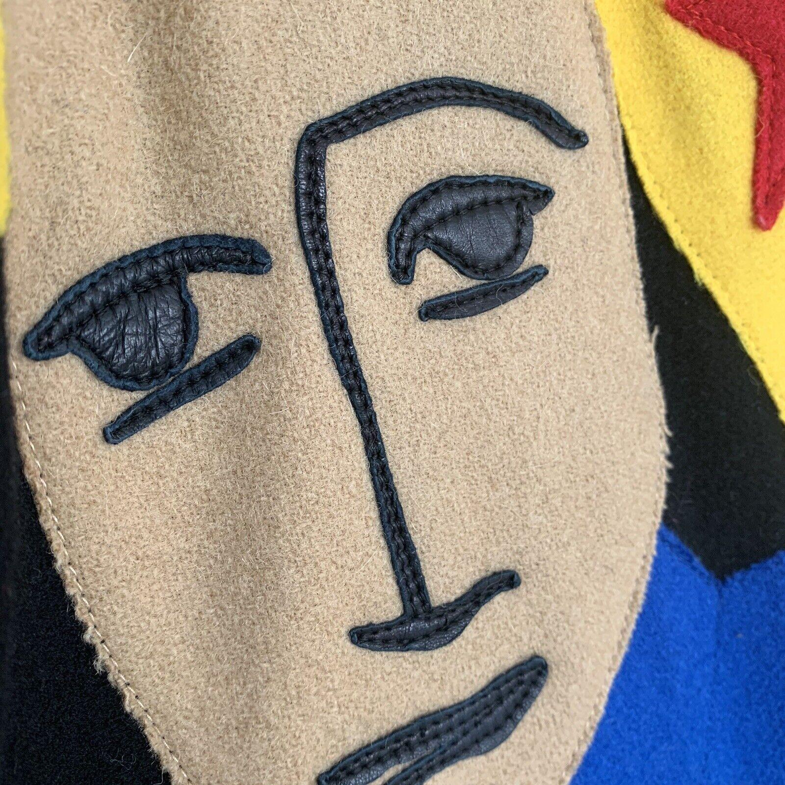 Jean Charles de Castelbajac KO and CO Wool Coat - image 5