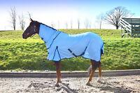 HORSE FLY RUG/SHEET FULL NECK + FREE FLY MASK PONY, COB & FULL SIZES in stock
