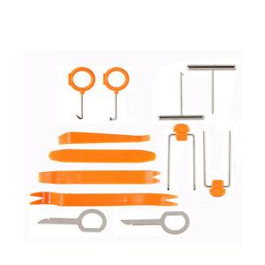 12-Pcs-SeT-Car-Radio-Door-Clip-Panel-Trim-Dash-Audio-Removal-Pry-Tool-Repairing