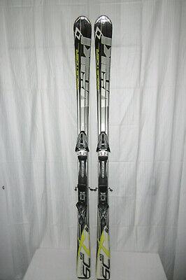 Ski Völkl P60 Race Carver mit Marker Bindung