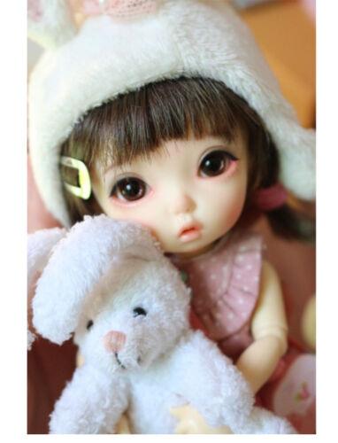 BJD Doll 1//8doll Nanuri Free Eyes Pukifee DOLLFIE MANGA ANIME  BLYTH tilda doll