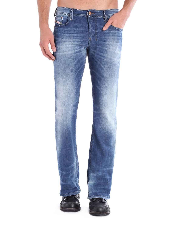 Diesel Men's Zathan 0831d Jeans Trousers Bootcut