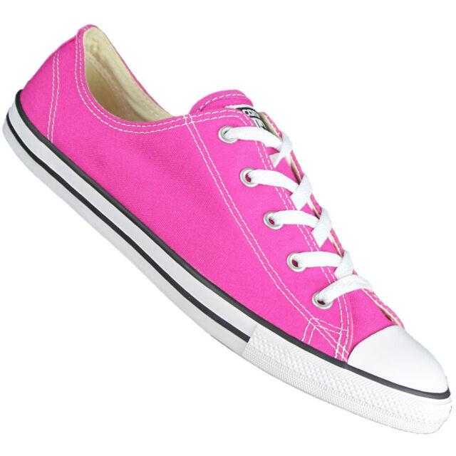 Converse tiradas elegante zapatillas deportivas Low Ox delicado Lean 551514c 36