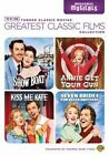 TCM Classic Films Broadway Musicals 0883929060115 With Howard Keel DVD Region 1