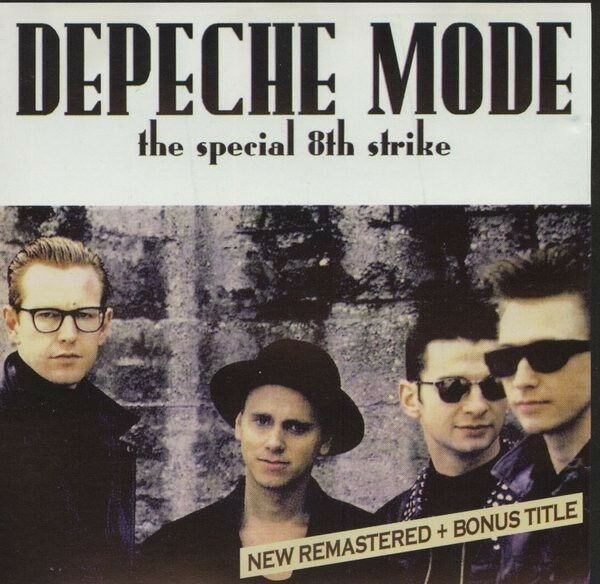 Depeche Mode: The Special 8th Strike, electronic