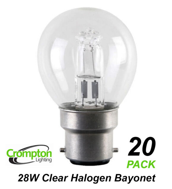 Sylvania 40 Watt Clear Bulbs Bayonet Cap