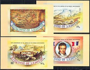 Lesotho-1983-Missionaries-Cattle-Horses-Postcards-a82