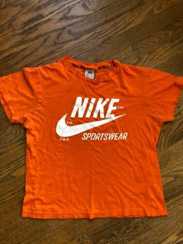 Nike Sportswear Vintage Single Stitch Organic Cott