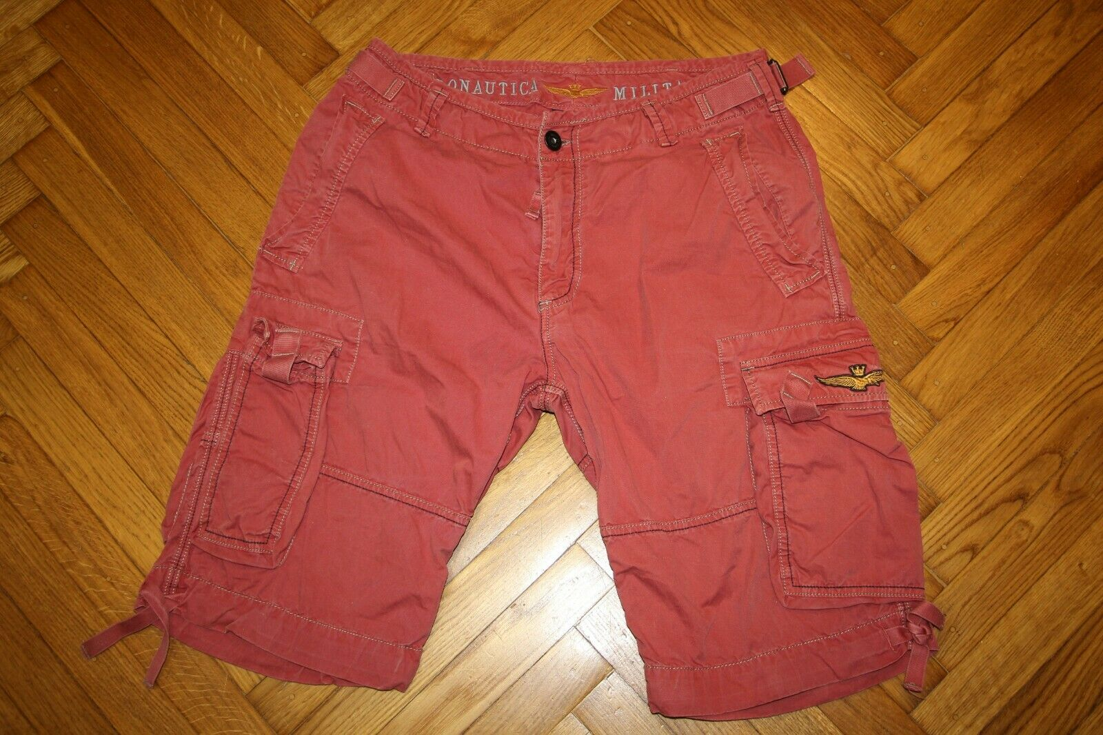 Aeronautica  bermuda shorts  Men size 50