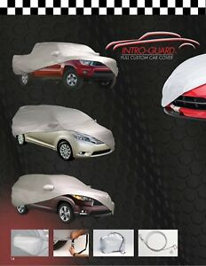Intro-Guard-Full-Custom-Car-Cover-By-Intro-Tech-for-Mercedes-ML-Class-2006-2011