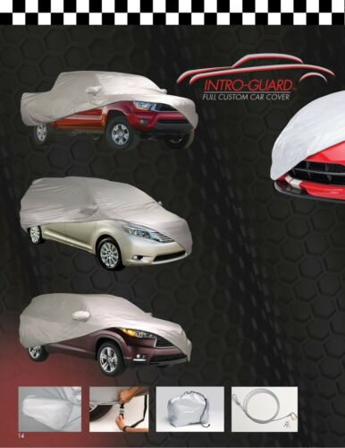 Intro-Guard™ Full Custom Car Cover By Intro-Tech for Toyota Sequioa 2008-2018