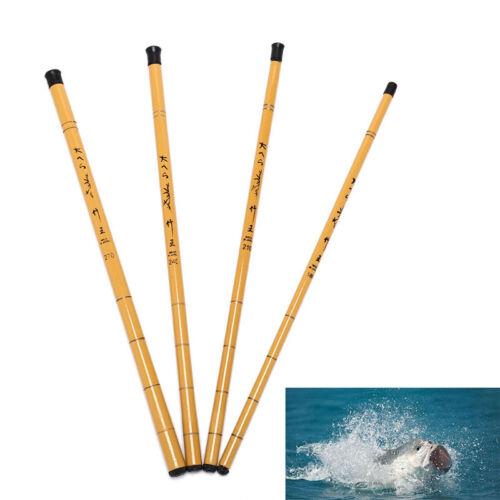 hard glass fiber telescopic fishing rod sea travel spinning pole fishing tool DS