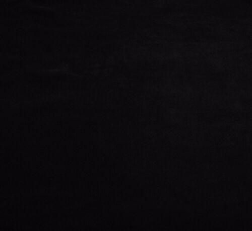 Mf29r noir épais Microfibre Velours 3D Rond Coussin de siège Housse de taille personnalisée