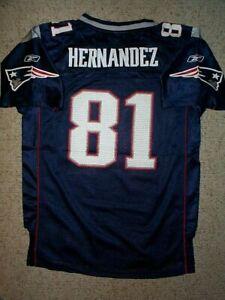 New-England-Patriots-AARON-HERNANDEZ-nfl-Jersey-YOUTH-KIDS-BOYS-xl-18-20