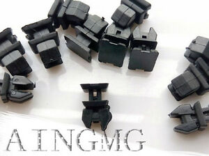 10 Body Panel Clip Retainer A 20203 For W124 R129 W140 W202 For Mercedes Benz