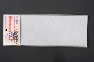 87009-Tamiya-acabado-abrasivos-Mediados-de-acabado-Accesorios-Maquetas