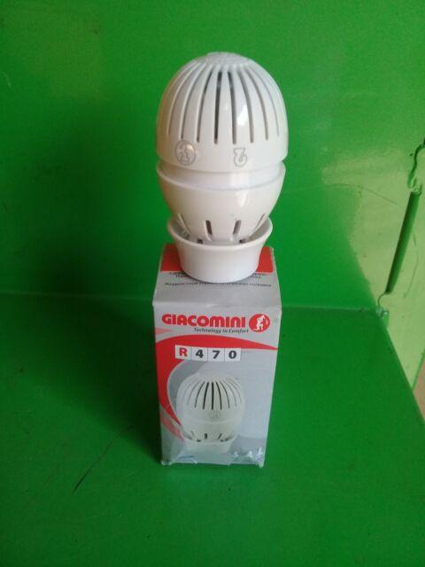Tete Thermostatique Giacomini R470 Neuves Achetez Sur Ebay