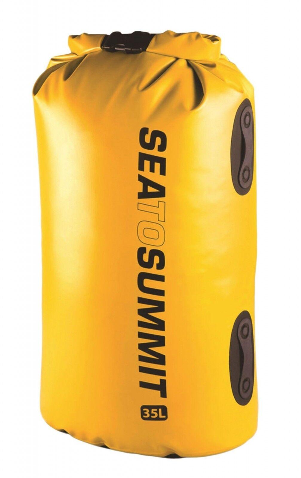 Sea To Summit Borsa Da Viaggio Hydraulic Dry sac 35 L jaune