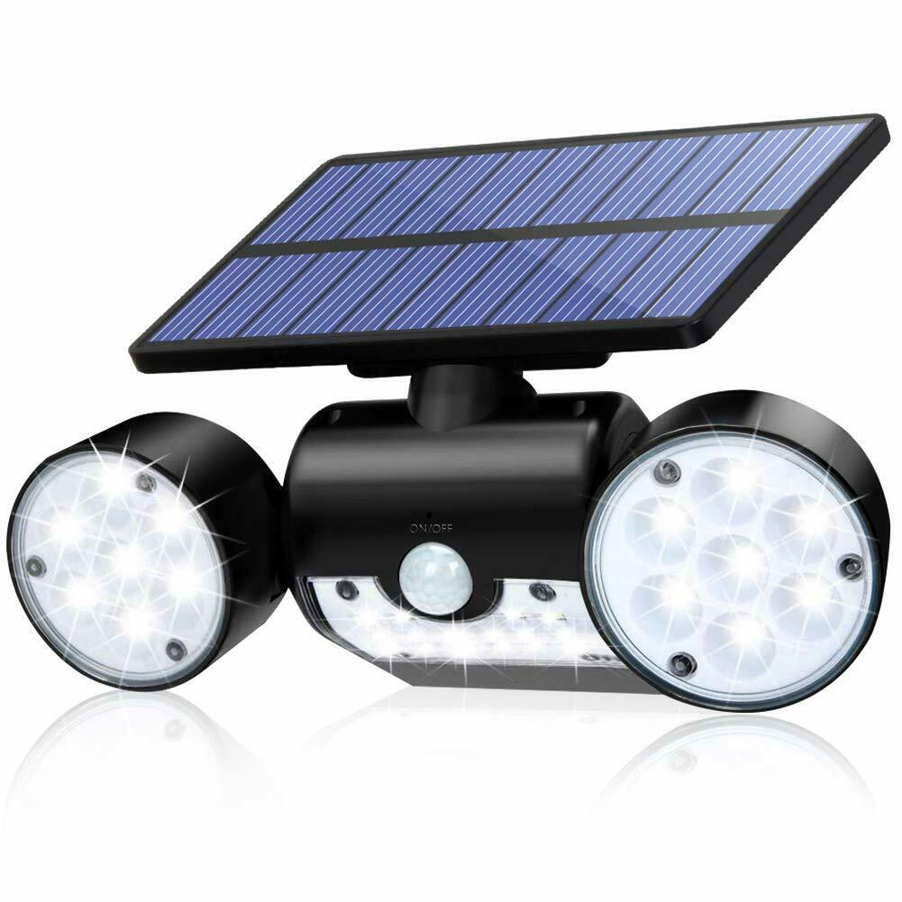 30 LED Solar Power Motion Sensor Garden Security Lamp Outdoor Waterproof Light Featured garden lamp led motion outdoor power security sensor solar waterproof