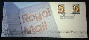 1986 ROYAL WEDDING Hemel Hempstead Head Post Office OFFICIAL FDC   VERY RARE - Lymington, United Kingdom - 1986 ROYAL WEDDING Hemel Hempstead Head Post Office OFFICIAL FDC   VERY RARE - Lymington, United Kingdom