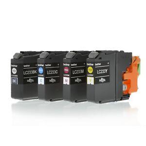 Brother-LC233-Ink-cartridges-genuine-vacuum-sealed-starter-cartridges-70-more