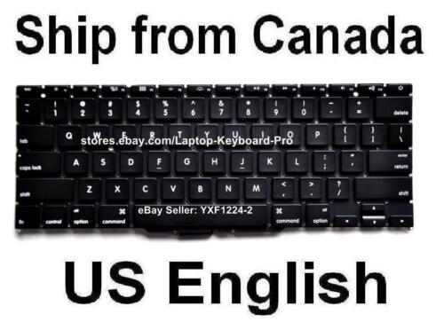 Keyboard for Apple MacBook Air A1370 A1465 US English
