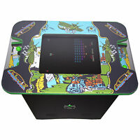 Galaxian Themed Home Arcade Machine   60 Retro Arcade Games