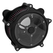 RSD Clarity Luftfilter Black Ops, f. Harley - Davidson TC 99-12 m. S&S Super E/G