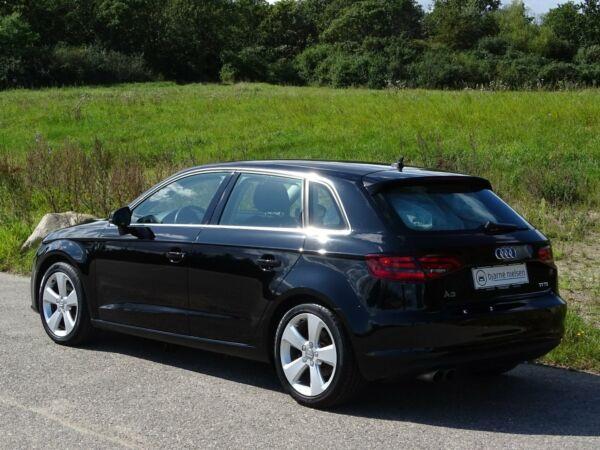 Audi A3 1,4 TFSi 125 Ambition SB S-tr. - billede 4