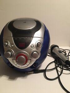 GPX-Karaoke-Machine-And-Mic
